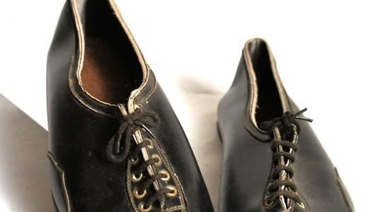 40's Cyclist men's shoes