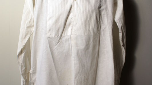 10's Innovation white shirt
