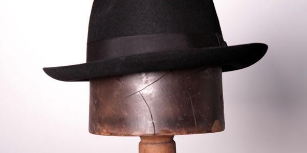 1950's Bognor fedora hat