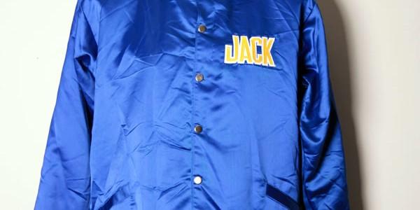 1980's Mc dermott nylon jacket