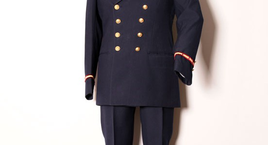 1970's Marine Nationale suits