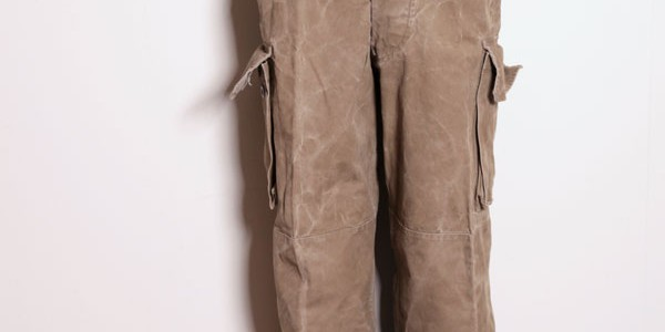 1947/52 french combat pants