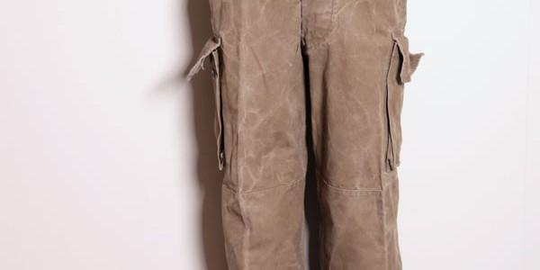 1947/52 french combat pants