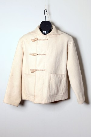 WWII Royal Navy duffel coat -