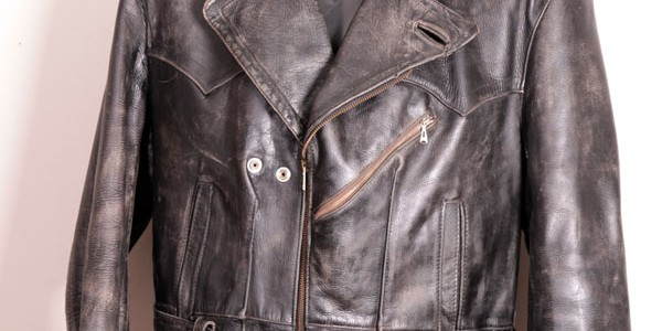 1950's Indiana leather jacket