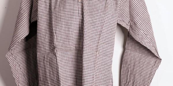 1940's men shirt *7