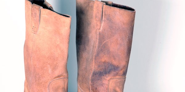 Sancho roughout leather boots