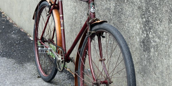 1920's The Droussy bicycle