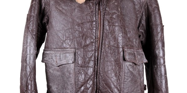 1940's M-445A USN leather jacket