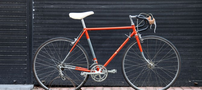 1980's Marcel Kint racing bicycle