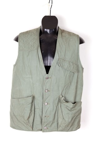 1950's french hunting vest