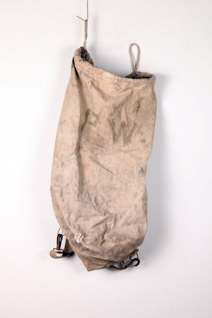 WWII PW barrack bag