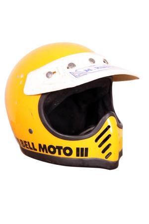 1975 Bell Moto III helmet