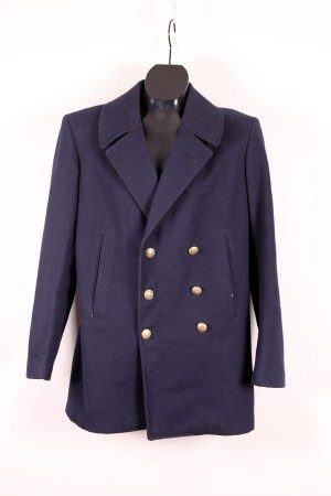 1964 french Marine Nationale peacoat