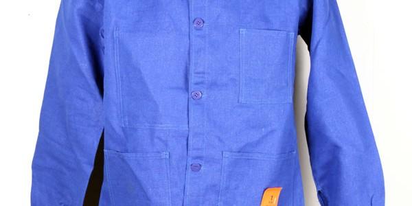 1950's linen/cotton work jacket
