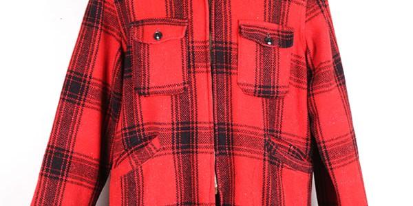 1940's Melton hunting jacket