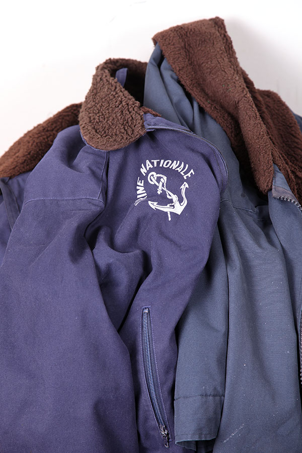 French Marine Nationale Deck Jackets