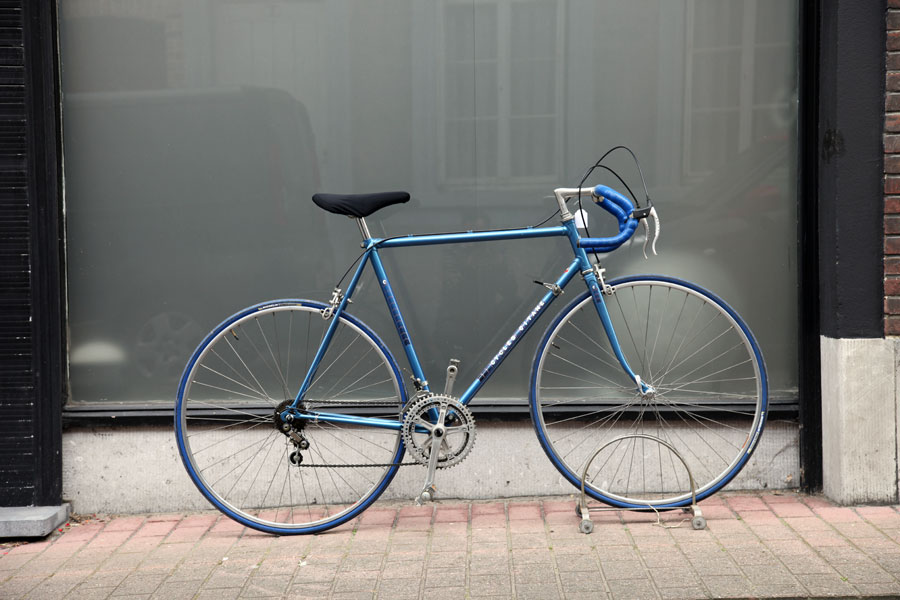 1980's Gitane 102 Aerotube bicycle