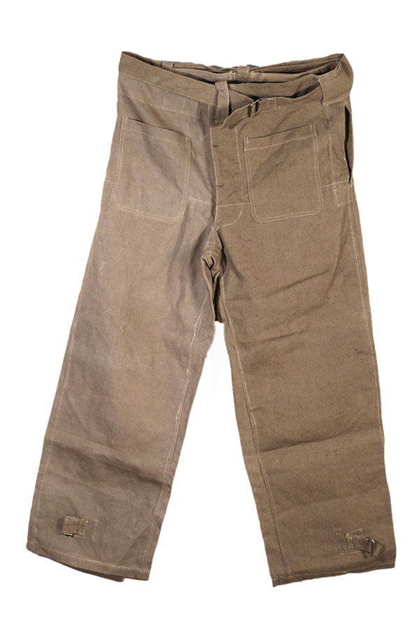 1950 S French Army Motorcycle Pants