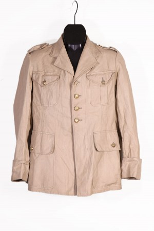 1950's french colonial gendarmerie jacket