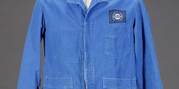 1950 french work  jacket