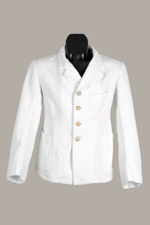 1950's french army chef jacket