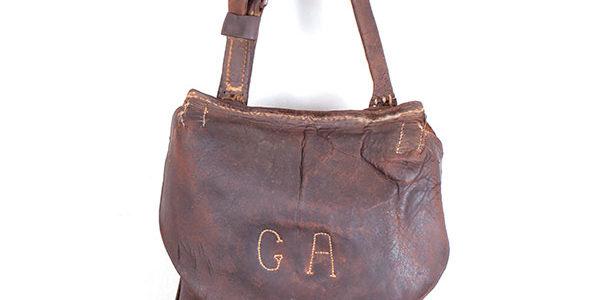 1930's leather satchel (2)