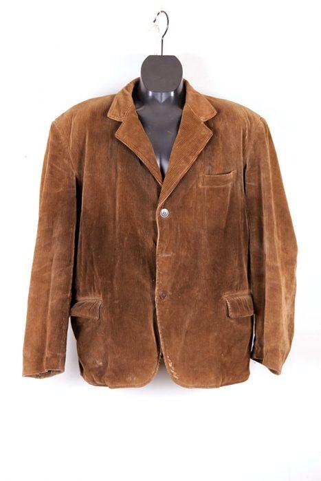 1930's french farmer cord jacket