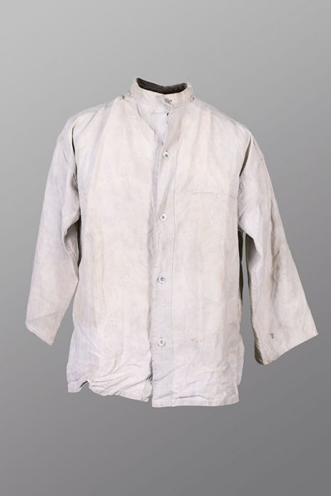 1910's french army work chore jacket