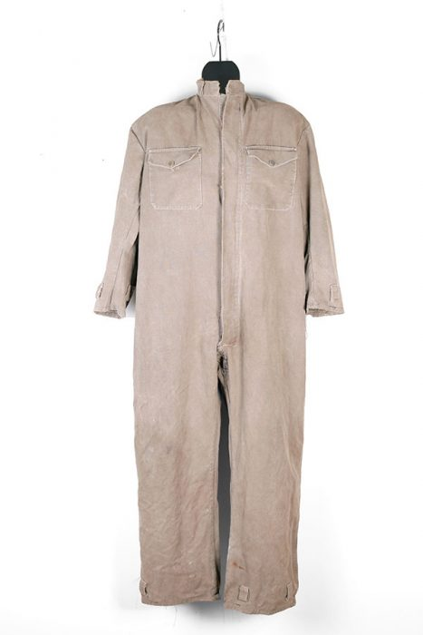 1950's french army airborne coveralls