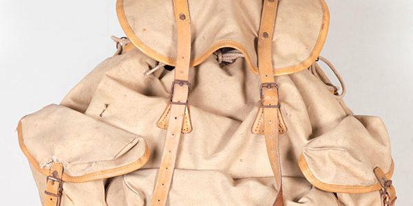 1950's french Lafuma backpack