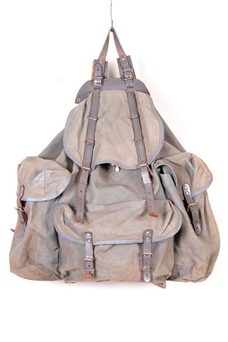 1950's Belgian Moma backpack