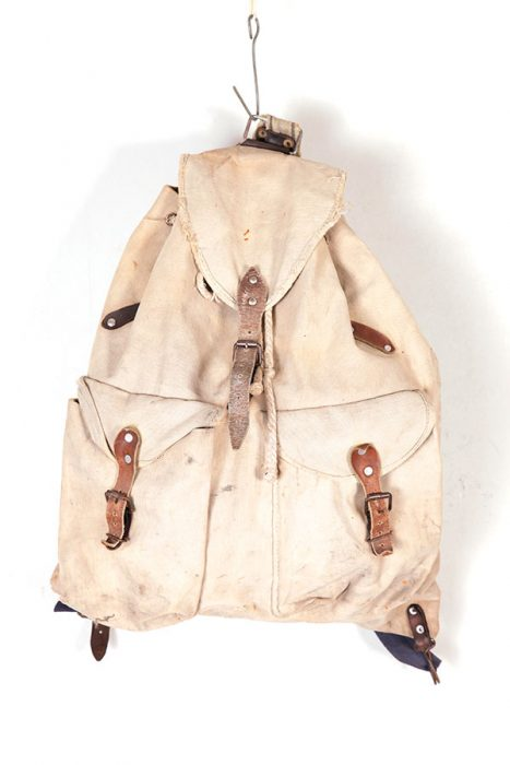 1930's La Hutte boy scout backpack