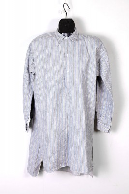 1940's belgian-made hirondelle collar shirt