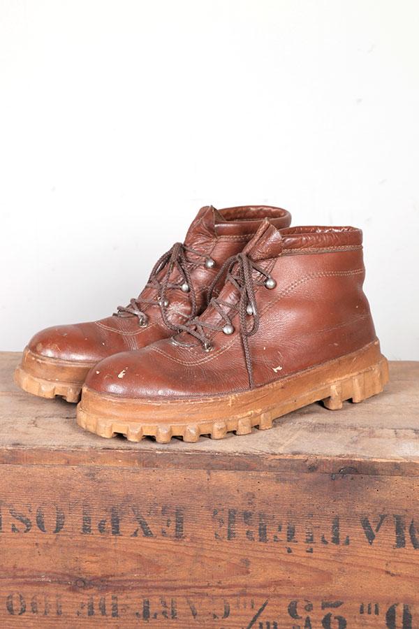 1950's Pataugas Monobloc hunting boots