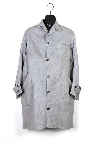 French salt & peppa atelier coat