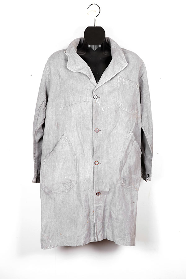 French Le Perroquet atelier coat