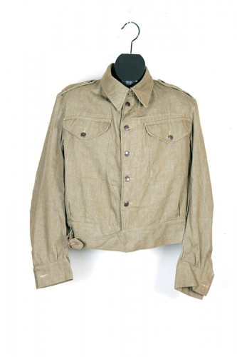 1950's British Army denim blouse