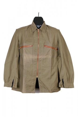 1950's Dagobert french chore coat