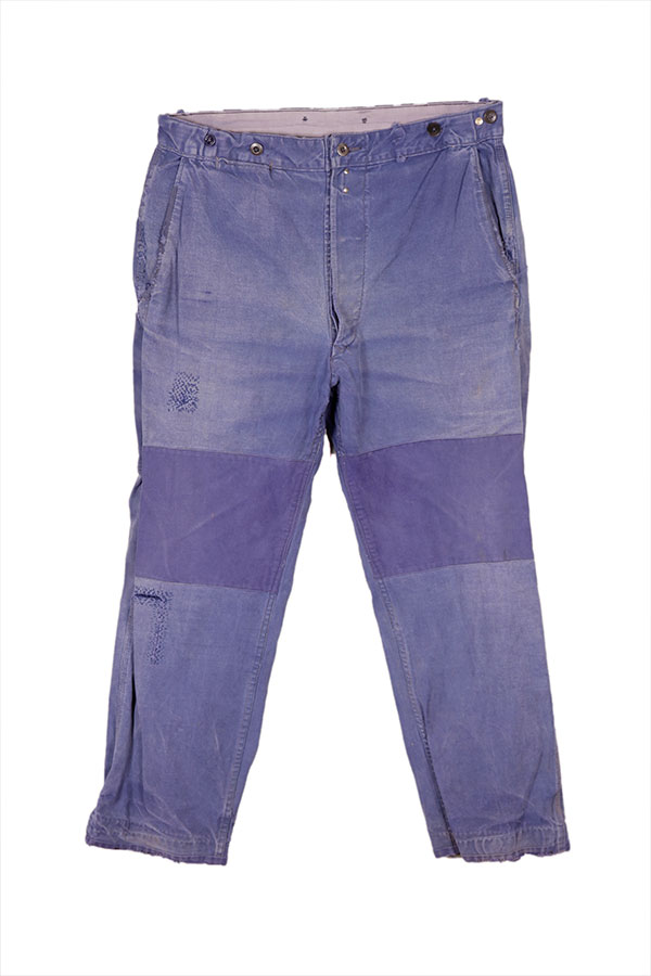 1950's Le Laboureur moleskin work pants