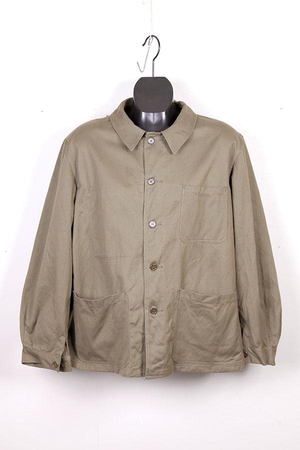 1950's french La Fleche du Nord hbt chore jackets