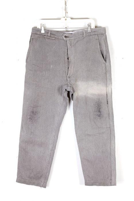 1950's Le Ramier grey cord pants (2)