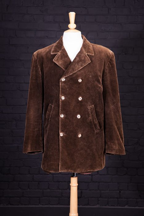 Late 60's Scapa of Scotland double-breasted cord coat