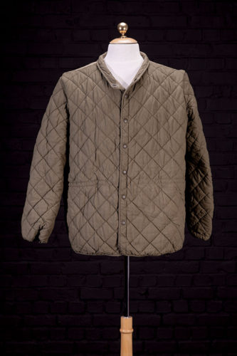1950's french army quilted jacket