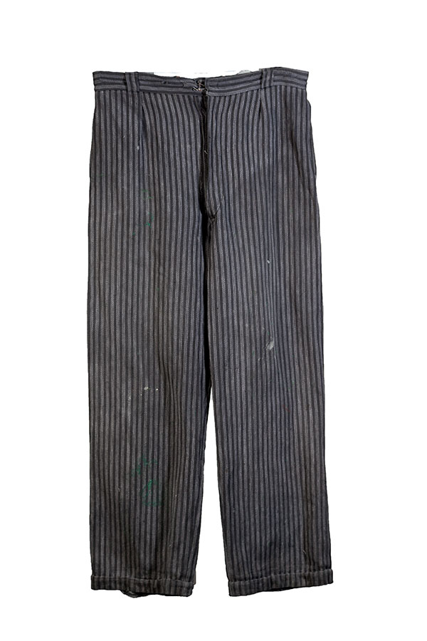 1930's belgian vaugan work pants