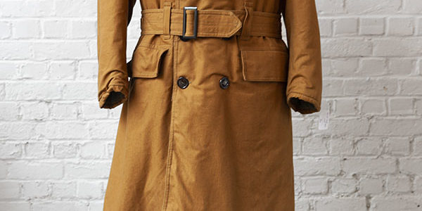 1952 Canadian army winter coat