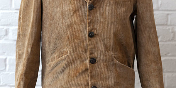 Circa 1940's french short hunting jacket