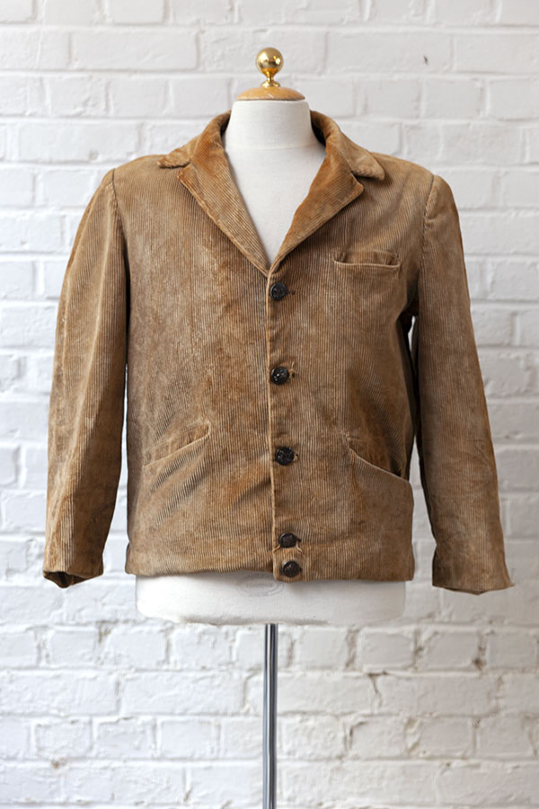 Circa 1940's french short hunting jacket, lemagasin, le magasin
