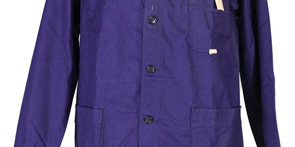 1950's deadstock french Mont-Rouge moleskin work jacket