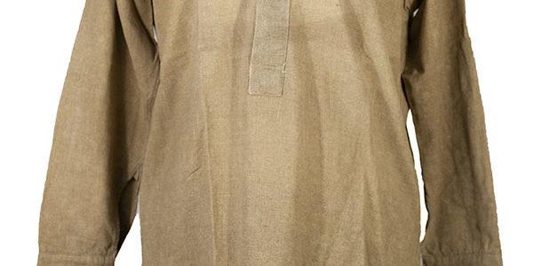 1944 British Army kaki flannel shirt